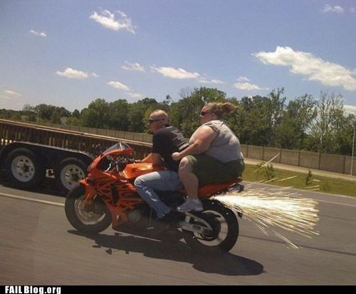 Weight Limit FAIL
