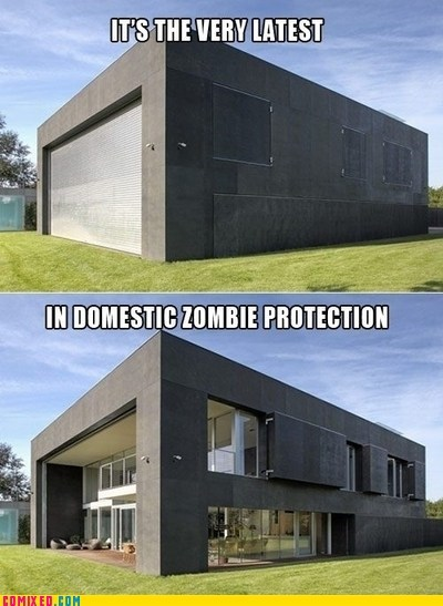 Zombie Apocalypse? Bring It On