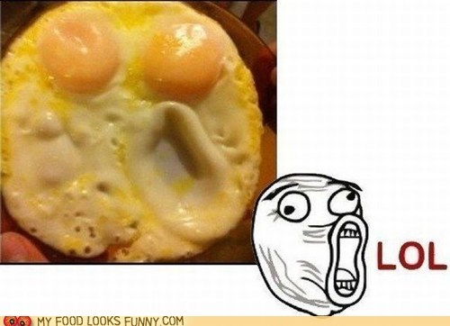 Breakfast is Amused