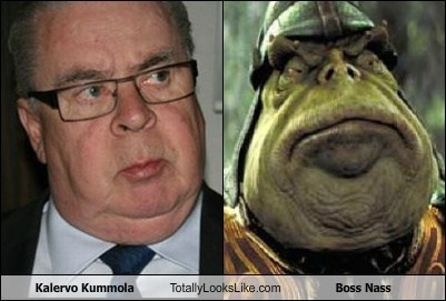 Kalervo Kummola Totally Looks Like Boss Nass