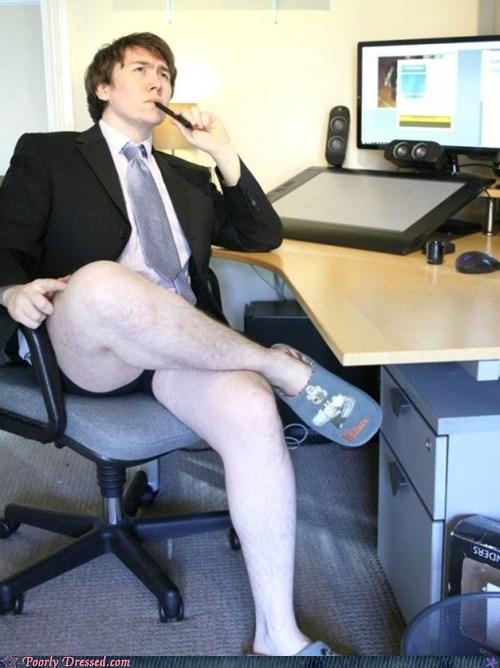 Office,pants,professional,underwear,work