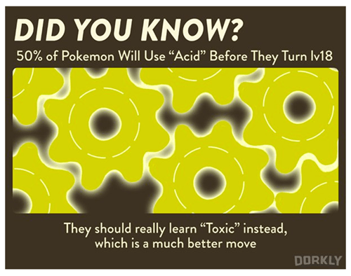 7 Pokémon PSAs to Read Before You Try to Catch 'Em All