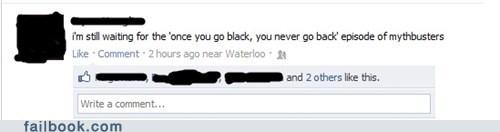black,mythbusters,once you go black,race,sex