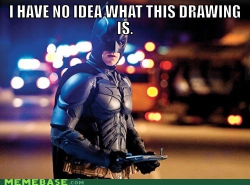Drawing With Alfred...