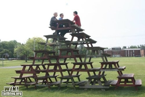 Picnic Table WIN