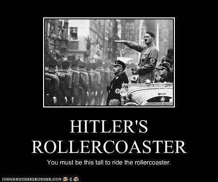 HITLER'S ROLLERCOASTER