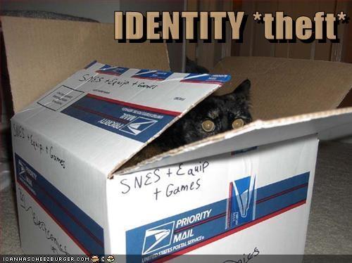 IDENTITY *theft*