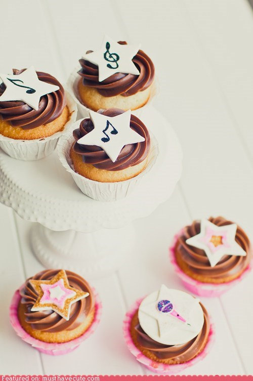 Epicute: Superstar Cupcakes