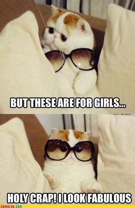 best of week,cute,fabulous,girls,sunglasses,the internets