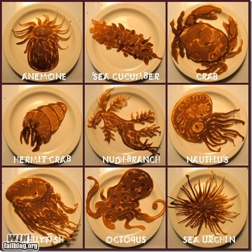 WIN!: Pancake Art WIN