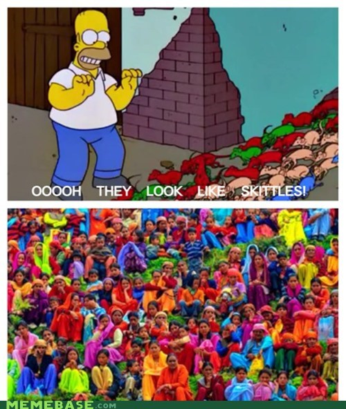 skittles,simpsons,dats-racist,indians,colors