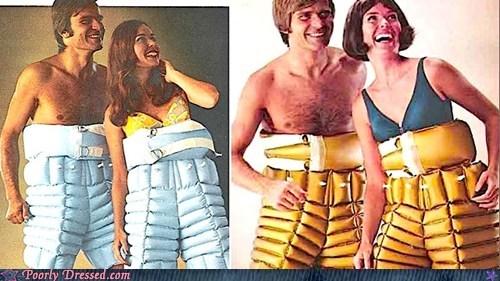 flood pants,inflatable,swimsuit
