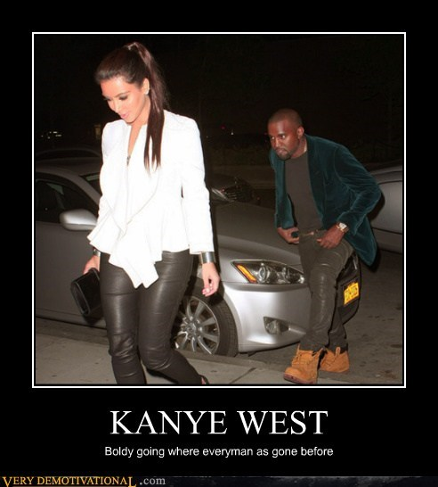 bold,hilarious,kanye west,Sexy Ladies