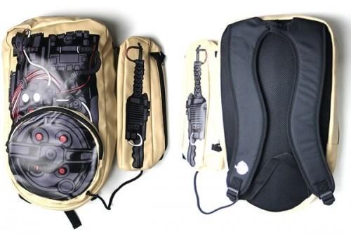 backpack,design,Ghostbusters,nerdgasm