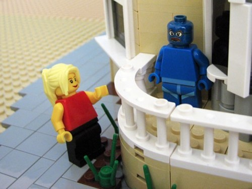 Arrested Development Lego Set of the Day