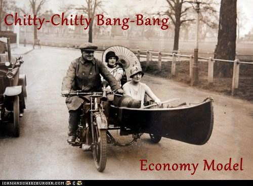 Chitty-Chitty Bang-Bang                                   Economy Model