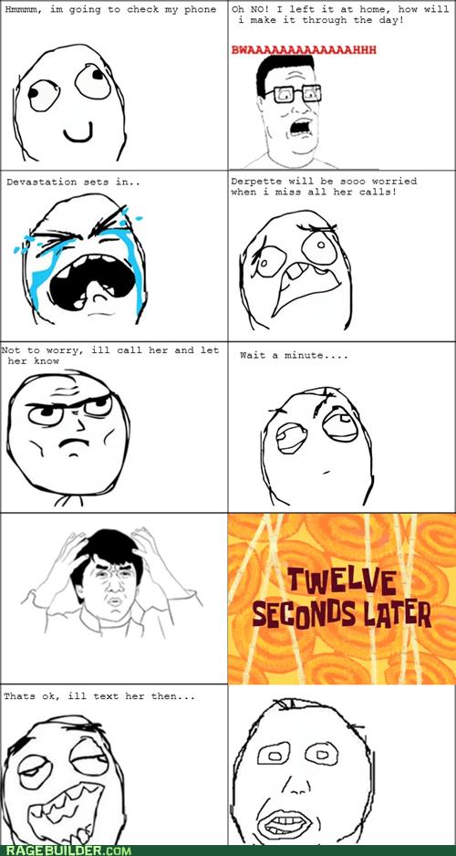 bwah,dumb,phone,Rage Comics