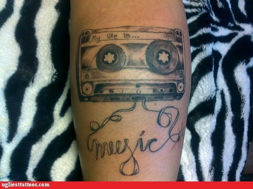 cassette tape,Music,my life is