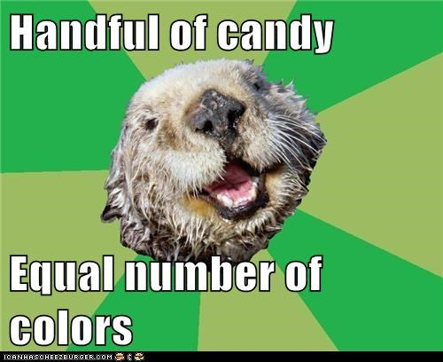 OCD Otter: Must Have Every Flavor
