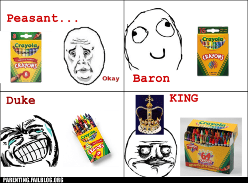 crayola,crayon boxes,rage comic