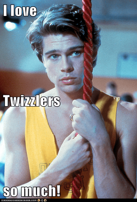 A Sizzler on a Twizzler