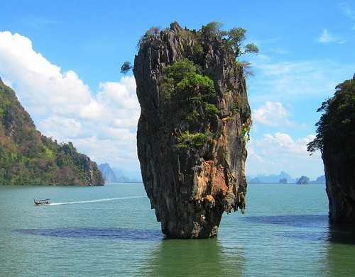 Island Pinnacle, Phuket, Thailand