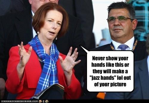 Julia Gillard,political pictures