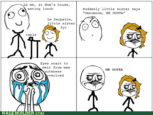 Rage Comics: My Little Memer