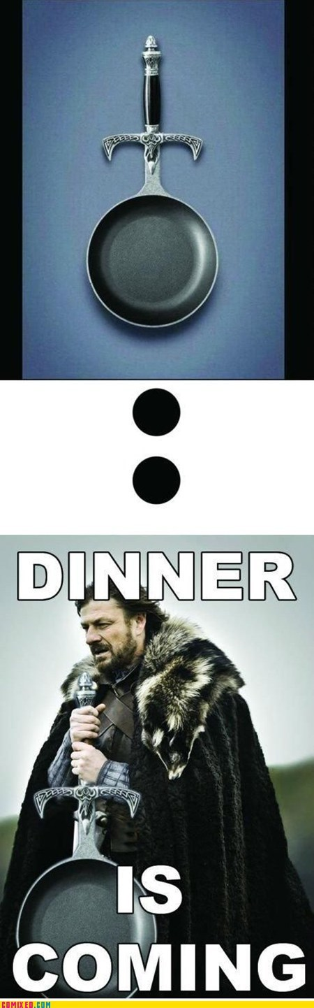 Brace Yourself... My Cooking Isn't Very Good