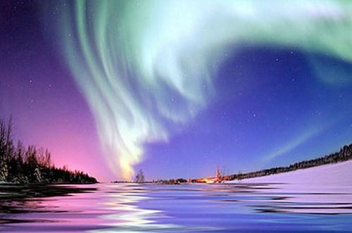 The Awesome Aurora Borealis