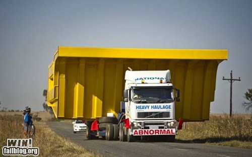 driving,large load,machine,truck,trucking