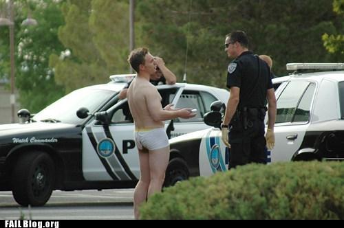 cops,police cars,poop,underwear