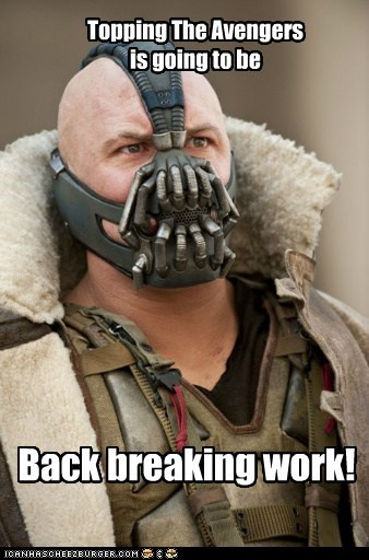 (SLIGHT SPOILER) Lame Pun Bane