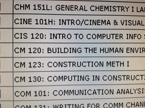 Taught By Walter White?