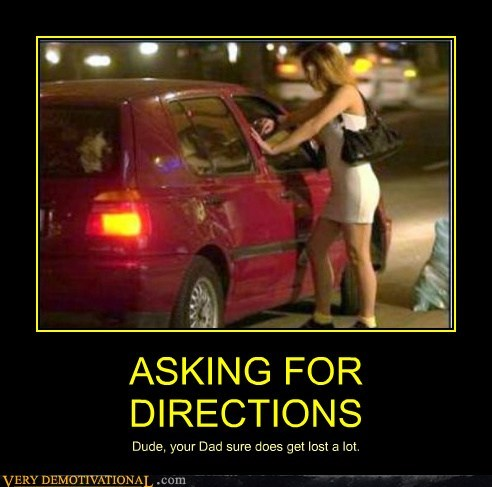 ASKING FOR DIRECTIONS