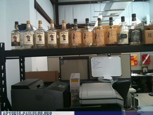 Wasted in the Workplace