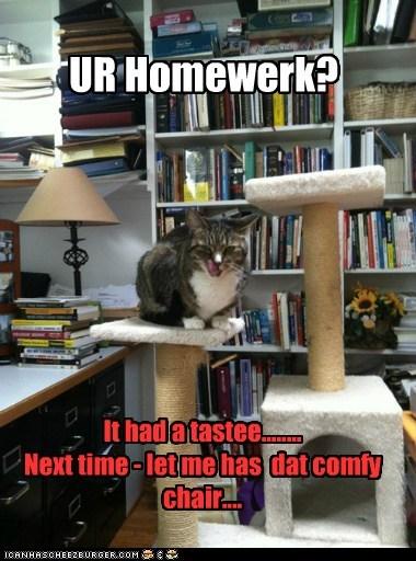 UR Homewerk?