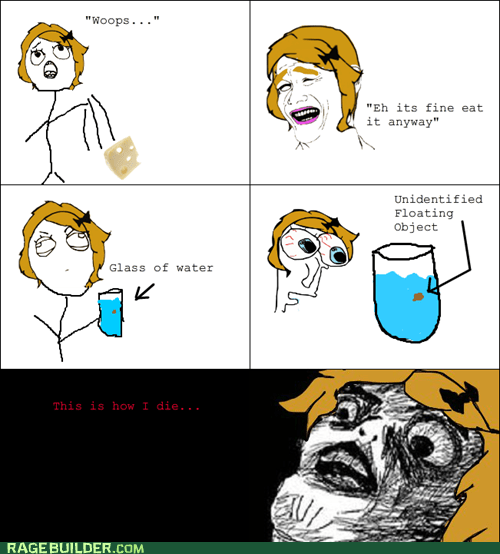 Rage Comics: Better Employ the Five Floaty Rule