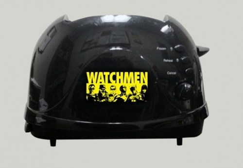 Watchmen Toaster of the Day