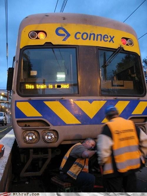 connex,honesty,trains