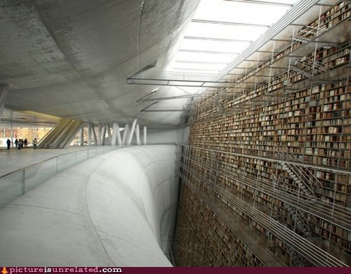 The Ultimate Bookshelf
