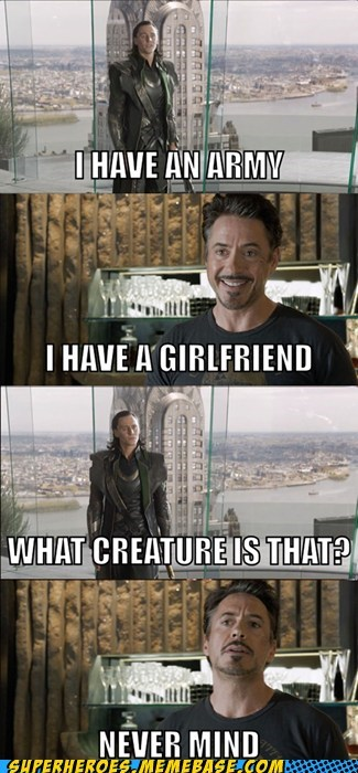 Superheroes: I Always Got That Vibe From You, Loki