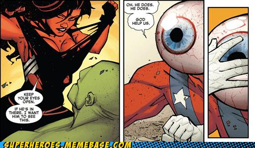 Hulk Sex.... Not pleasant on the eye