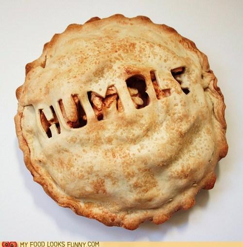 Shut Up. Pie