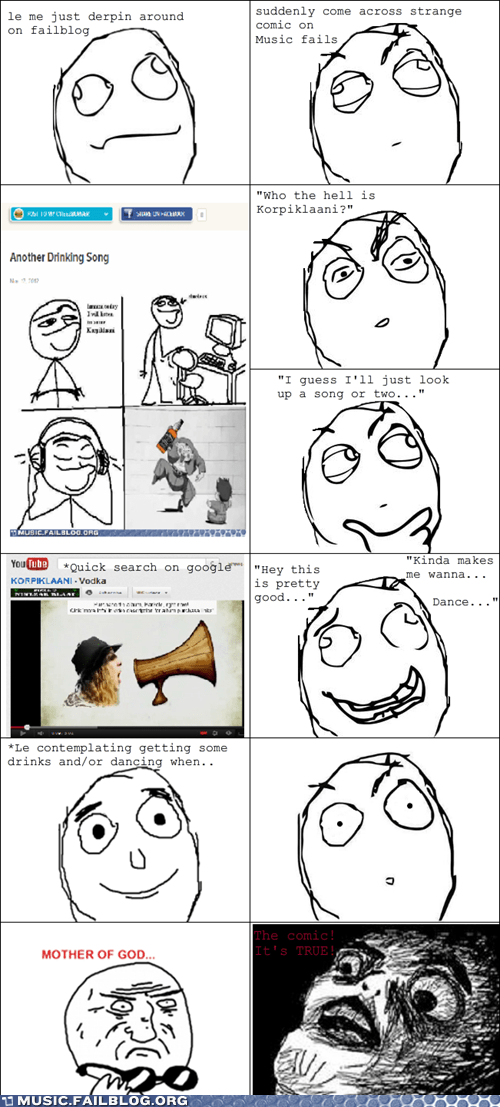 This Isn't a Rage Comic, It's a Rage PROPHECY!