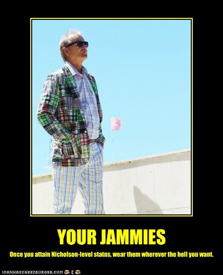 YOUR JAMMIES