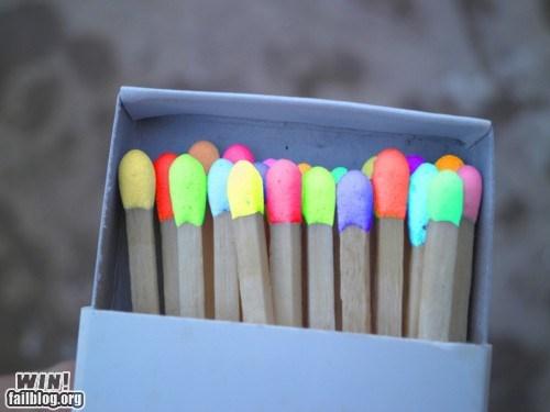 burn,design,match,pretty colors