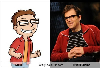 american dad,funny,rivers cuomo,Steve Smith,TLL