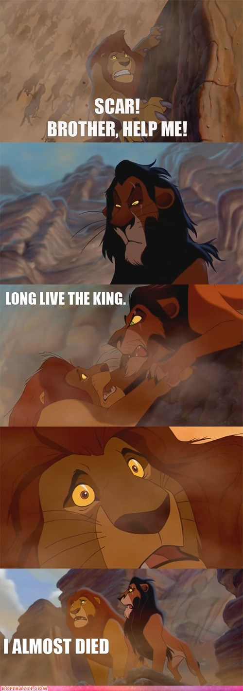 The Lion King: The Alternate Ending