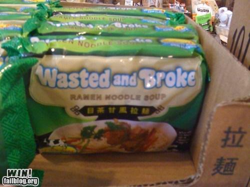 Honest Food WIN